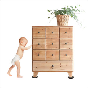 CO-Z furniture sliders