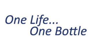 one life one bottle
