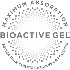 bioactive multi, bioactive gel, multivitamin, nutrition gel, liquid vitamin, gummy vitamin, minerals