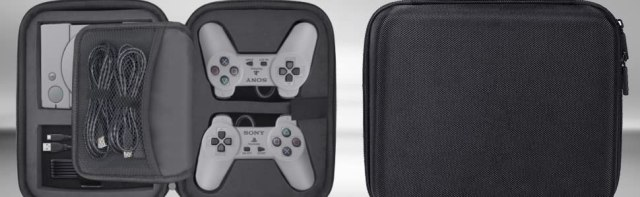 All around protection for your PlayStation Classic system