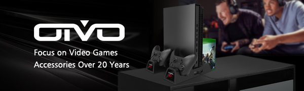 OIVO XBOX ONE COOLING STAND