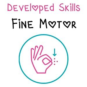 fine motor skills development developmental toys learning skill progress educational for kids girls