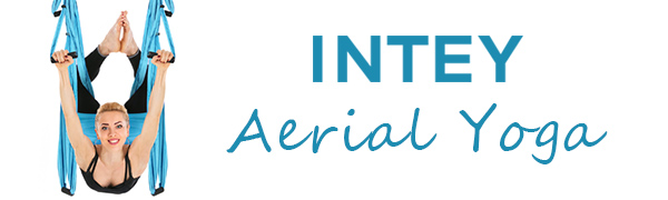 INTEY aerial yoga is specially for enthusiasts and professionals, aerial fitness to do yoga exercise