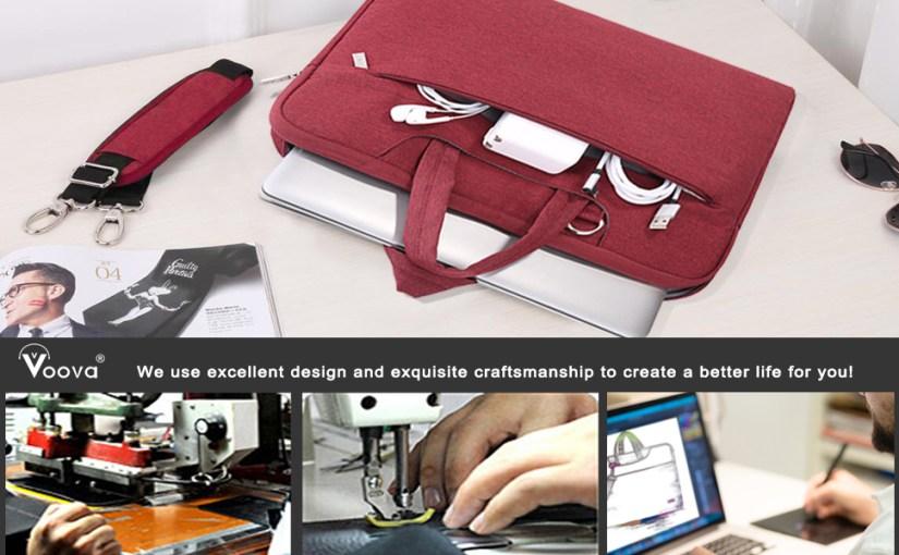 Slim Laptop Shoulder Bag