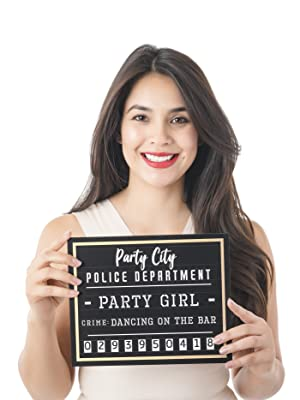 Mugshot Sign