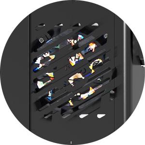 Kootek Vertical Stand with Cooling Fan for PS4 Slim / Regular PlayStation 4