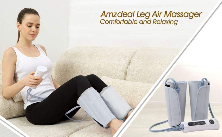 massager do pé da compressão do ar