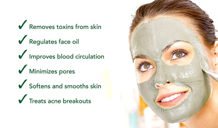 Image result for bentonite clay mask