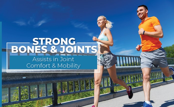 bones and joints supplement collagen peptides advanced type 1 2 3