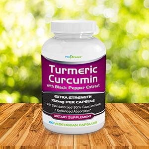 vitabreeze tumeric curcumin supplement