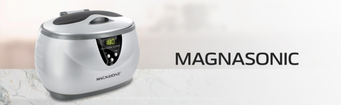 Magnasonic Ultrasonic Cleaner amazon