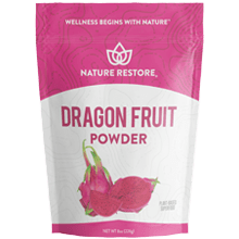 nature restore organic dragon fruit powder