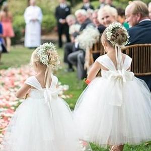 Dream Pairs toddler girls flats flower girls dress shoes