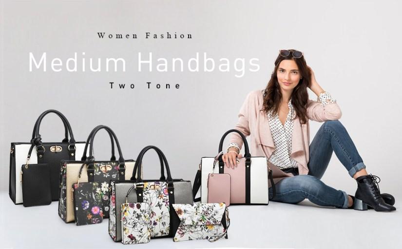 Women elegant fashion handbags