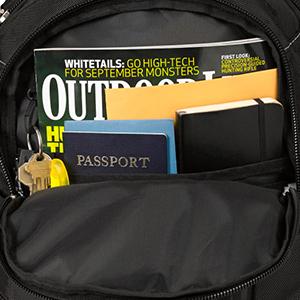 high highsierra laptop-backpack male padded premium school siera stylish unisex travel women woman