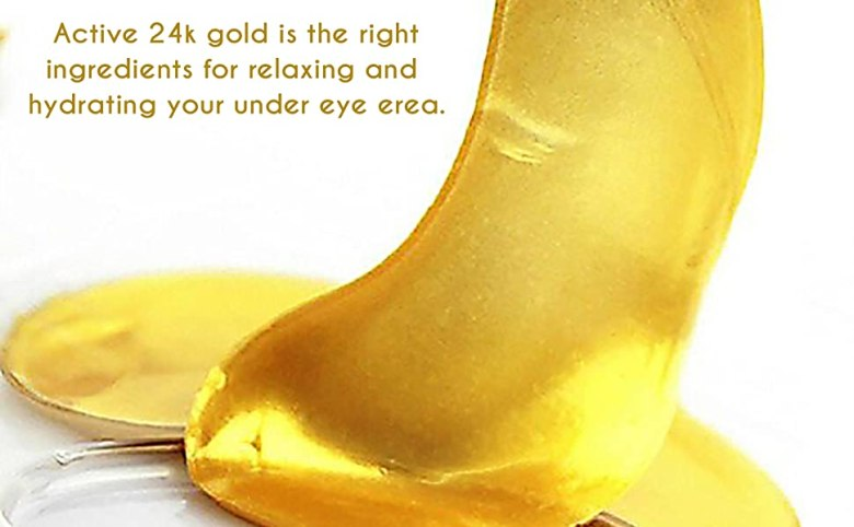 Eye Delight - 24k Gold Collagen Anti-Wrinkle Eye Mask