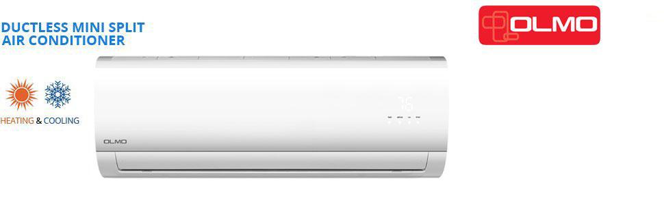 OLMO Alpic Ductless Mini Split Air Conditioner