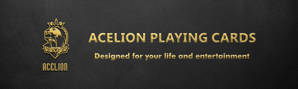Acelion Playing Cards