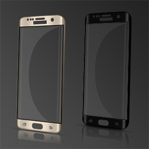 galaxy s7 edge tempered glass screen protector