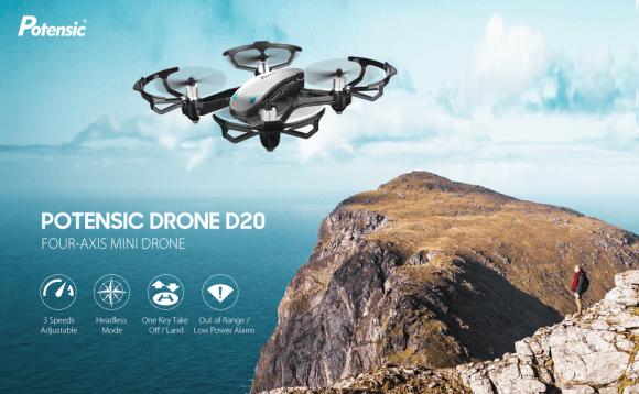 POTENSIC DRONE D20