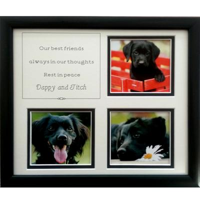 Rest In Peace Dog Picture Frames | secondtofirst.com
