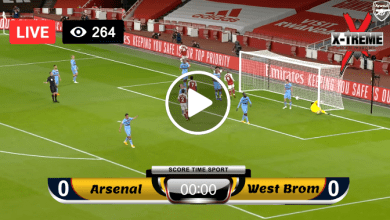 Photo of Arsenal vs West Brom Live Soccer Score 09-05-2021