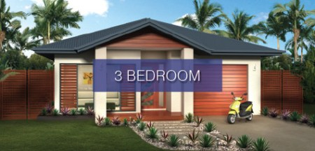 MyStyle Homes  New home builders Cairns 3 Bedroom Cairns custom home builder