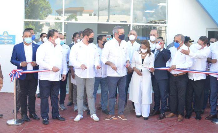 Abinader entrega hospital y Centro de Atención Primaria en Bonao - N Digital