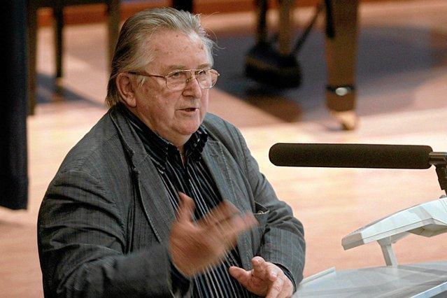 Kazimierz Kutz w sporze o Kompanię Węglową staje po stronie górników