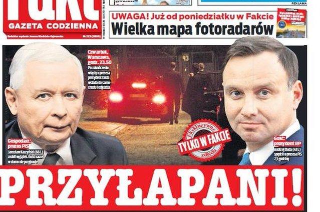 Prezes Kaczyński skomentował sprawęswojego spotkania z prezydentem Dudą