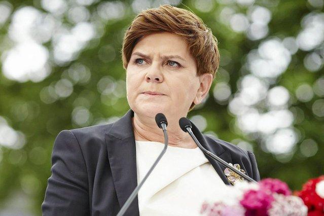 Beata Szydło - urząd burmistrza pożegnała w 2005 roku