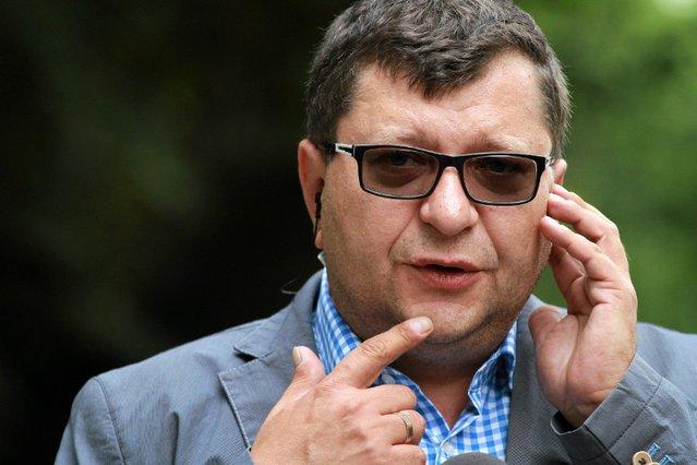 Zbigniew Stonoga opublikował maile Ryszarda Petru i Nowoczesnej