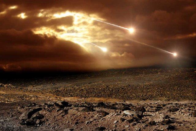 Koniec świata: 16 marca 2880 roku. Naukowcy przekonują, że w Ziemię uderzy potężna ateroida