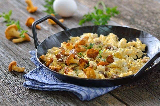 Jajka i kurki to połączenie doskonałe
