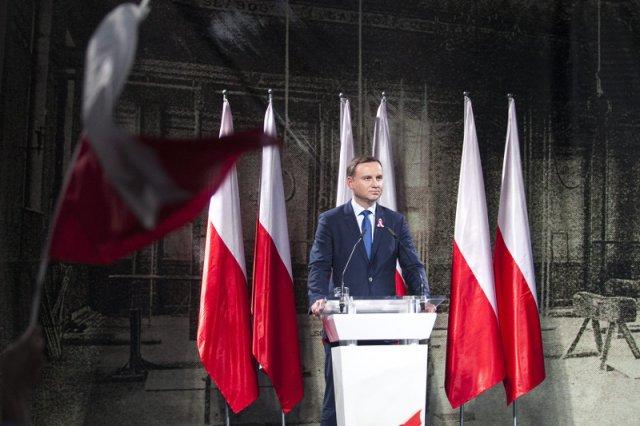 Andrzej Duda kandyduje na prezydenta z ramienia Prawa i Sprawiedliwości.