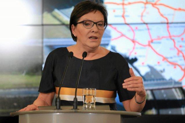 Premier Ewa Kopacz powtórzyła deklarację woli przyjęcie do Polski uchodźców