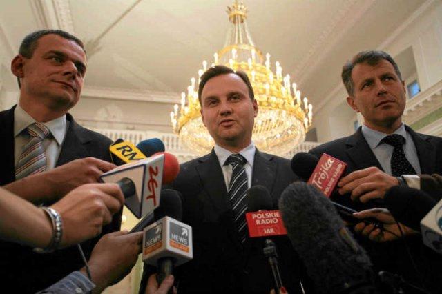 Andrzej Duda podczas pracy w Kancelarii Prezydenta chorował tylko przez 4 dni.