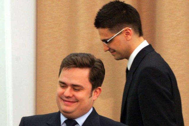 Dla Mariusza A. Kamińskiego i Adama Hofmana tłuste lata w polityce się skończyły.