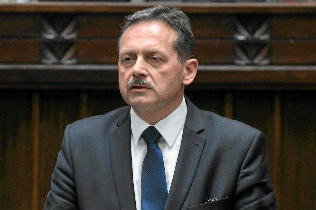 Jerzy Rębek zamienił stanowisko parlamentarzysty, na fotel burmistrza i oddał Radzyń Podlaski Jezusowi