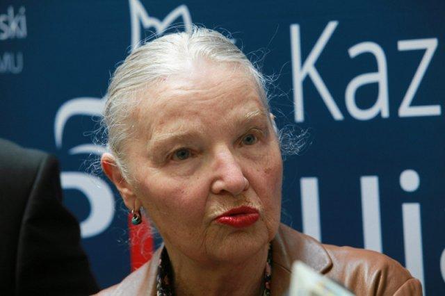 Jadwiga Staniszkis zapewnia, że Paweł Kukiz może zostać koalicjantem Prawa i Sprawiedliwości, ale musi być bardziej elastyczny ws. JOW.