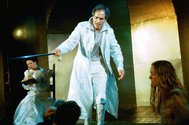 Jerzy Zelnik na teatralnej scenie (2000 rok)
