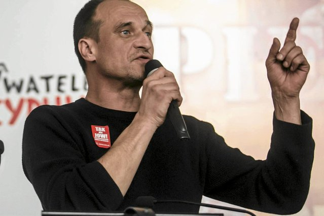 Paweł Kukiz chce zmieniać rzeczywistość. Nie wyklucza startu w wyborach prezydenckich.