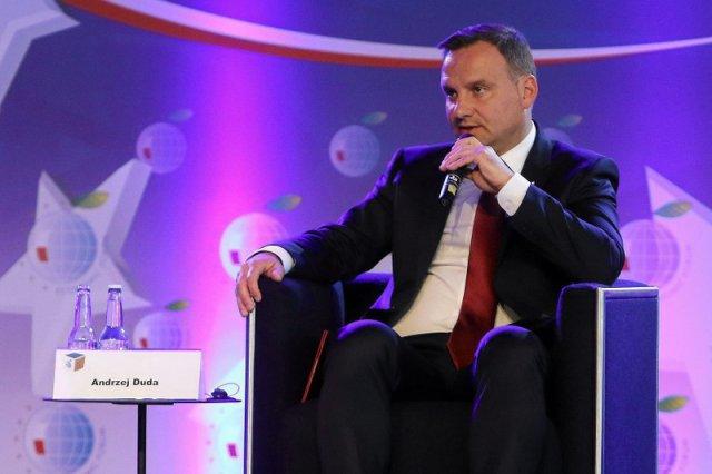Prezydent Duda chce referendum w sprawie ewentualnego przystąpienia Polski do strefy euro