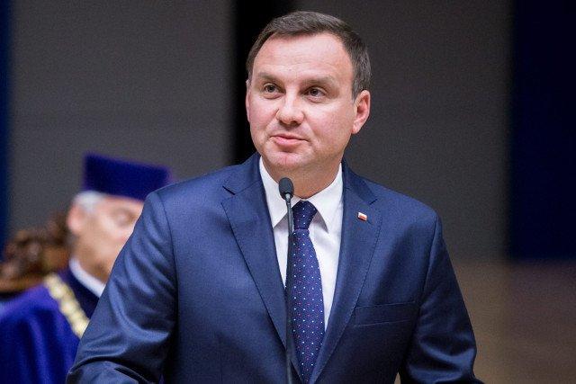 Prezydent Andrzej Duda podziękował ekspertom Antoniego Macierewicza