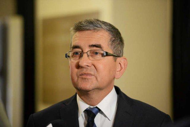 Tomczykiewicz od 2011 r. pełnił funkcję sekretarza stanu w Ministerstwie Gospodarki.