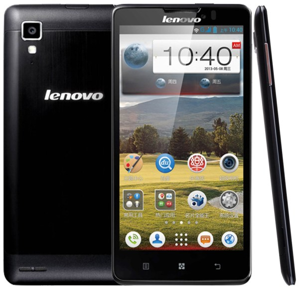 Lenovo A850 - Specs and Price - Phonegg