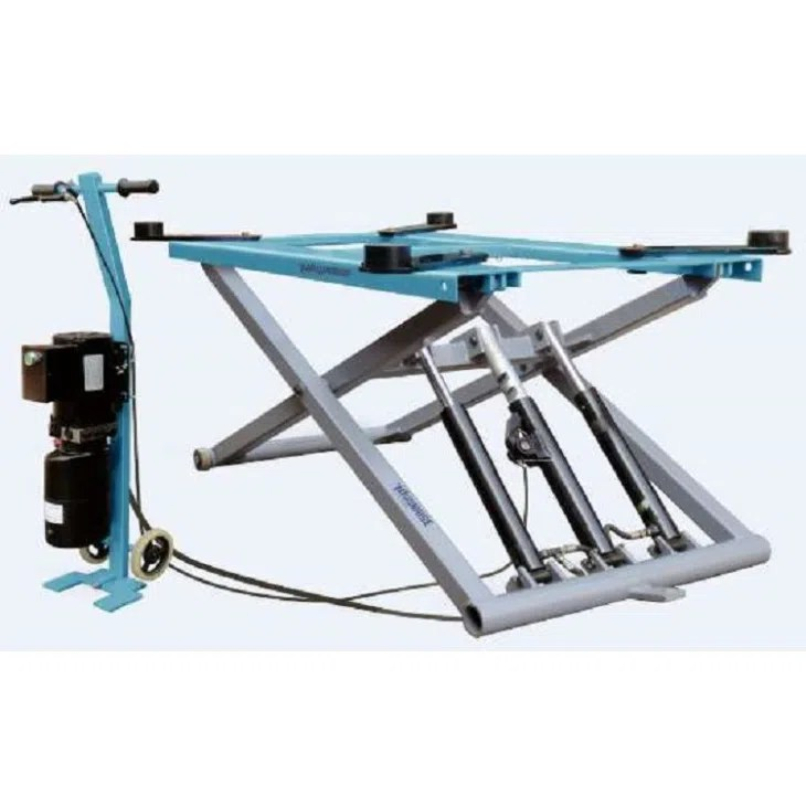 Portable Car Lifts For Small Garages | Dandk Organizer