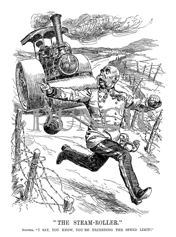 Punch Cartoons on WW1, The Great War   PUNCH Magazine ...