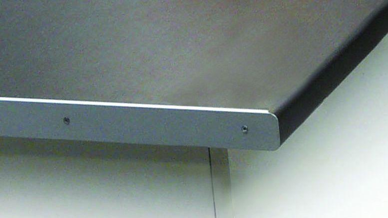 38 mm longueur 670 mm r 0 2 mm sol015