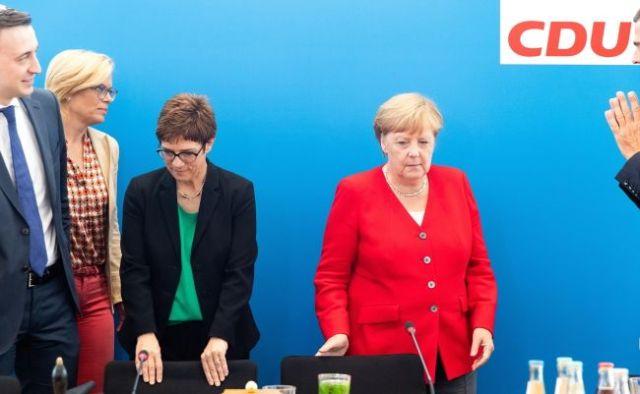 Angela Merkel nie zamierza ubiegać się o żadne stanowiska polityczne po zakończeniu kadencji kanclerza w 2021 roku